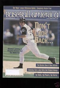 Baseball America - August 2000
