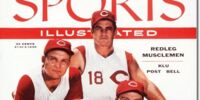 Ted Kluszewski/Magazine covers