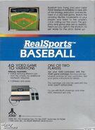 Realsports Baseball 5