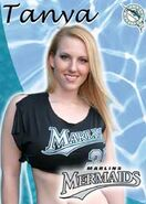 Tanya 2004 Marlins Mermaids