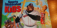 Mo Vaughn/Magazine covers