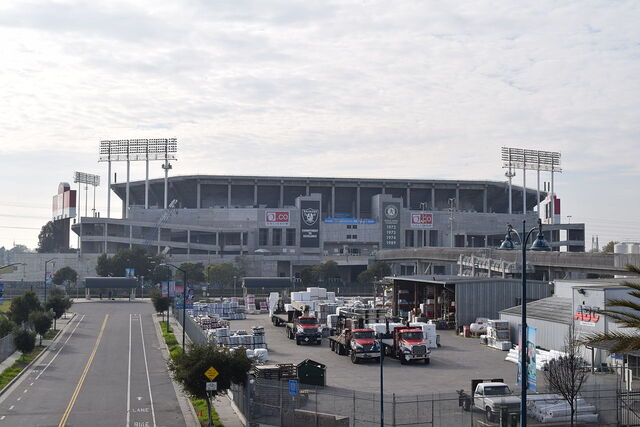 File:O.co Coliseum, as seen from the Coliseum BART station..JPG