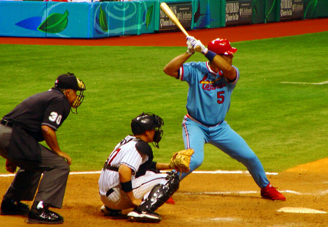 File:Pujols at Bat.jpg