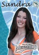 Sandra 2004 Marlins Mermaids