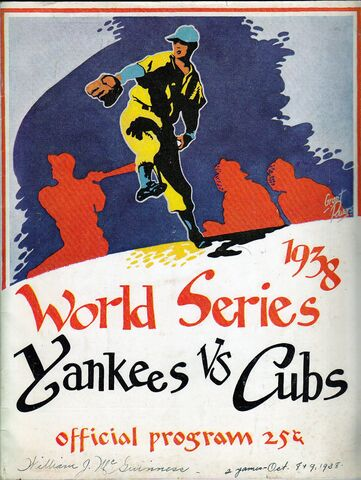 File:1938 World Series Program.jpg