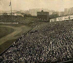 Yankee stadium kids
