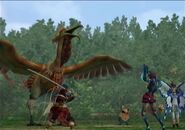 Holoholobird battle