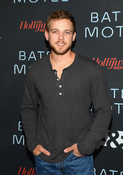 max thieriot teeth