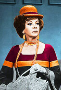 Batman '66 - Ida Lupino as Cassandra Spellcraft