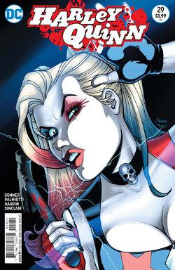 Harley Quinn Vol 2-29 Cover-1