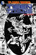 Teen Titans Vol 4-23 Cover-2