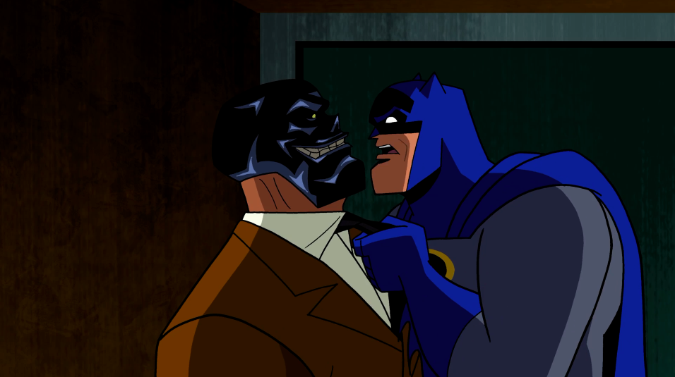 Image result for black mask batman