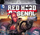 Red Hood/Arsenal (Volume 1) Issue 10