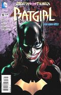 Batgirl Vol 4-16 Cover-1