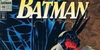 Batman Issue 496