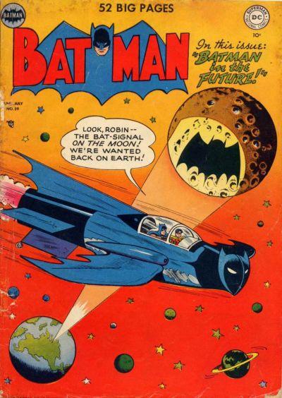 Batman Issue 59 | Batm...