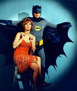 Batman and Molly 2