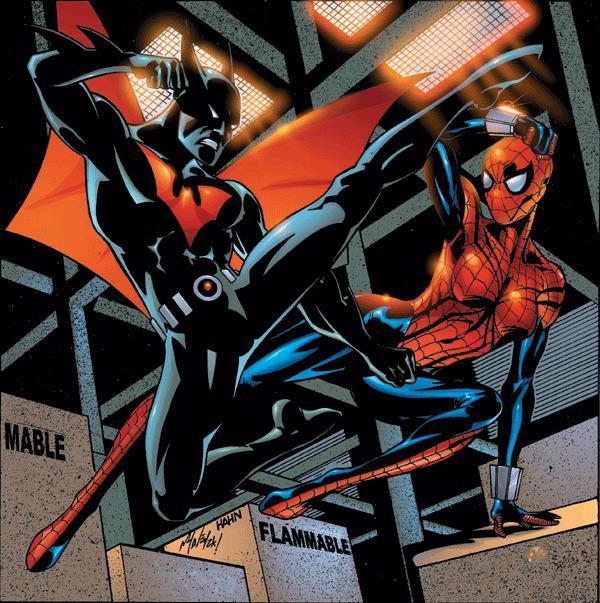 Gogo girls vs batman femdom superheroine cbt dancing 6