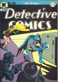 Detective Comics Vol 1-83 Cover-1