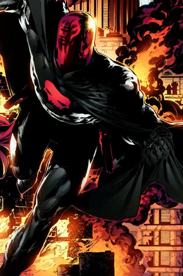 Jason Todd And Scarlet Jason s heroic Red Hood