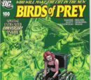 Birds of Prey Issue 100