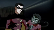 Robin and Beast Boy 2
