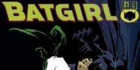 Batgirl Issue 21