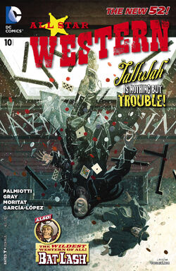 All Star Western Vol 3-10 Cover-1