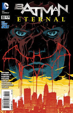 Batman Eternal Vol 1-51 Cover-1