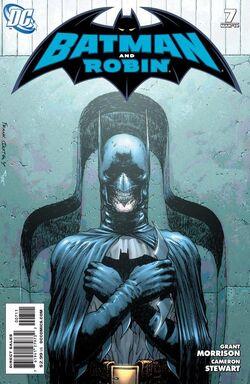 Batman and Robin-7 Cover-1