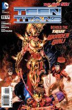 Teen Titans Vol 4-11 Cover-1