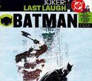 Batman Issue 596