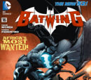 Batwing (Volume 1) Issue 16