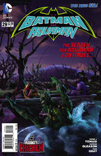 Batman and Robin Vol 2-29 Cover-2