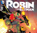 Robin: Son of Batman (Volume 1) Issue 4