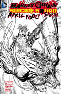 Harley Quinn and The Suicide Squad April Fool's Special Vol 2-1 Cover-3
