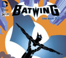 Batwing (Volume 1) Issue 24