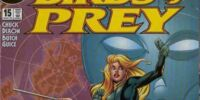 Birds of Prey Issue 15