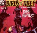 Birds of Prey Issue 77