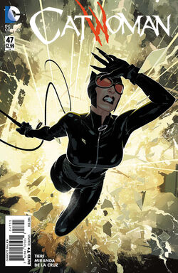 Catwoman Vol 4-47 Cover-1