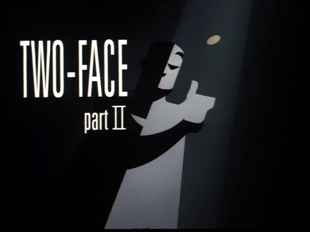 Image result for batman the animated series two-face part 2