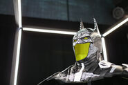 SDCC2014-Batman-Cape-Cowl create Art Exhibit 452635992