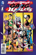 Harley Quinn and Her Gang of Harleys Vol 1-1 Cover-1