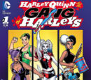 Harley Quinn and Her Gang of Harleys (Volume 1) Issue 1