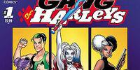 Harley Quinn and Her Gang of Harleys (Volume 1)/Gallery