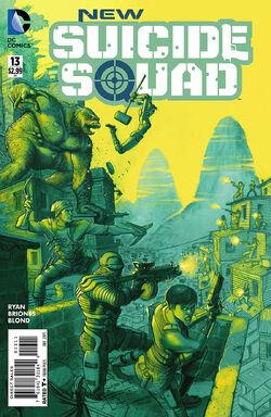 New Suicide Squad Vol 1-13 Cover-1