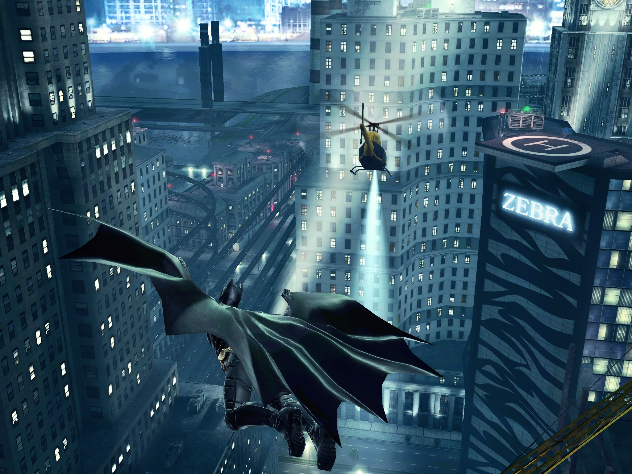 Free Download Batman The Dark Knight Rises Android