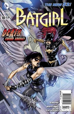 Batgirl Vol 4-10 Cover-1