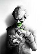 The Joker AC Portrait