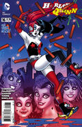 Harley Quinn Vol 2-16 Cover-3